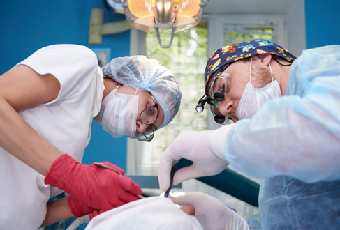 What Happens During Maxillofacial Surgery